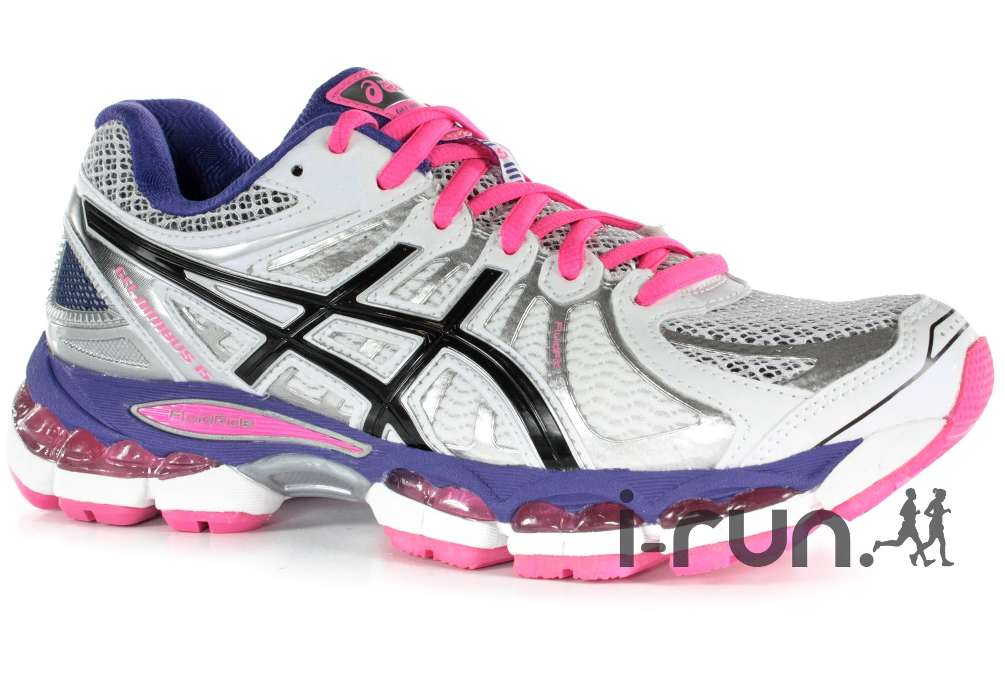 asics gel nimbus 15 femme pas cher. Black Bedroom Furniture Sets. Home Design Ideas