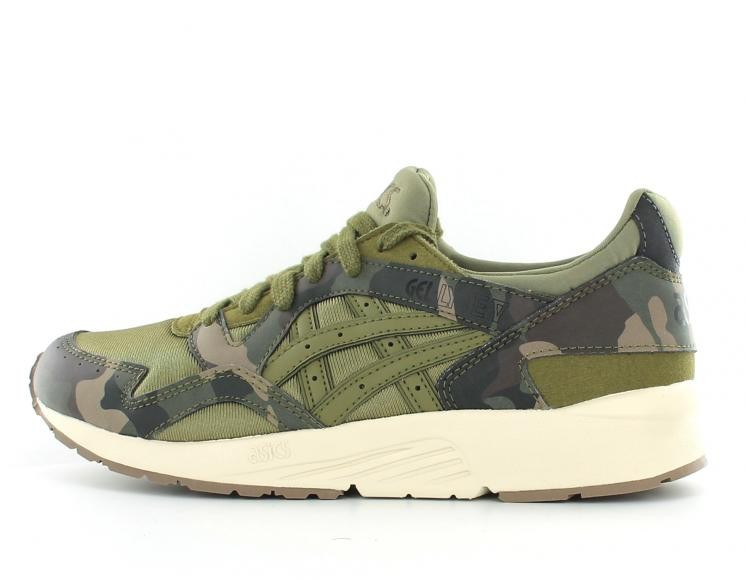 Sneakers Asics Gel Lyte Runner, en kaki Vert | Vögele Shoes