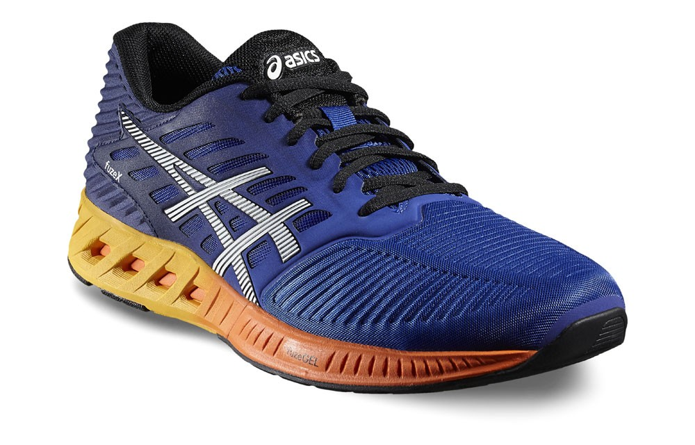 soldes chaussures running asics homme