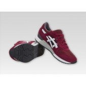 asics gel lyte iii chaussures bordeaux blanc