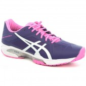 chaussures asics gel solution speed femme