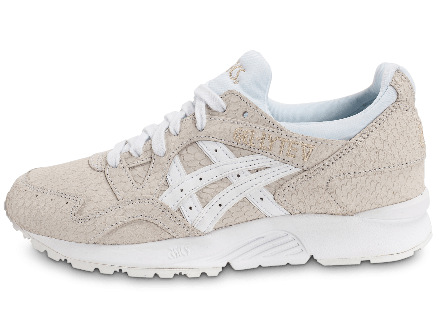 Asics blanche solde for Moquette blanche pas cher
